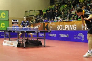 Superliga: Kolping - Olimpia